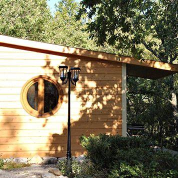 Cabane de Sam